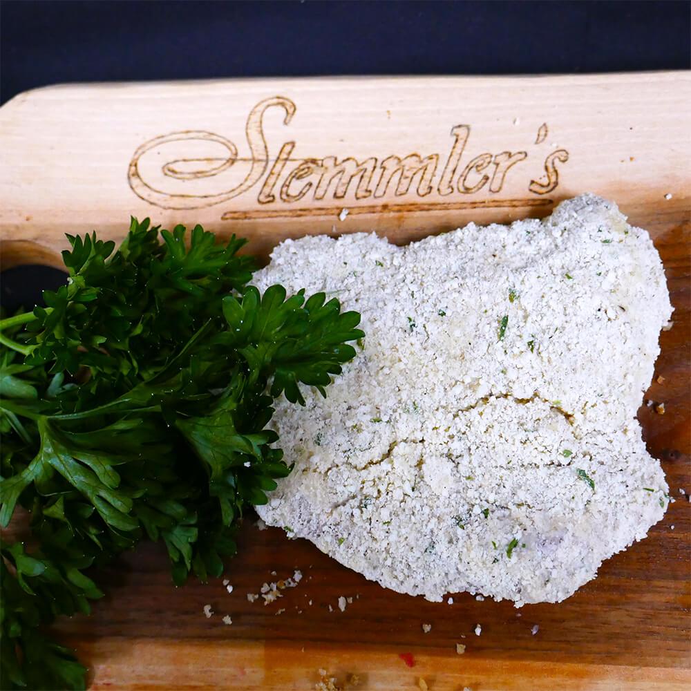 Pork Schnitzel - Breaded
