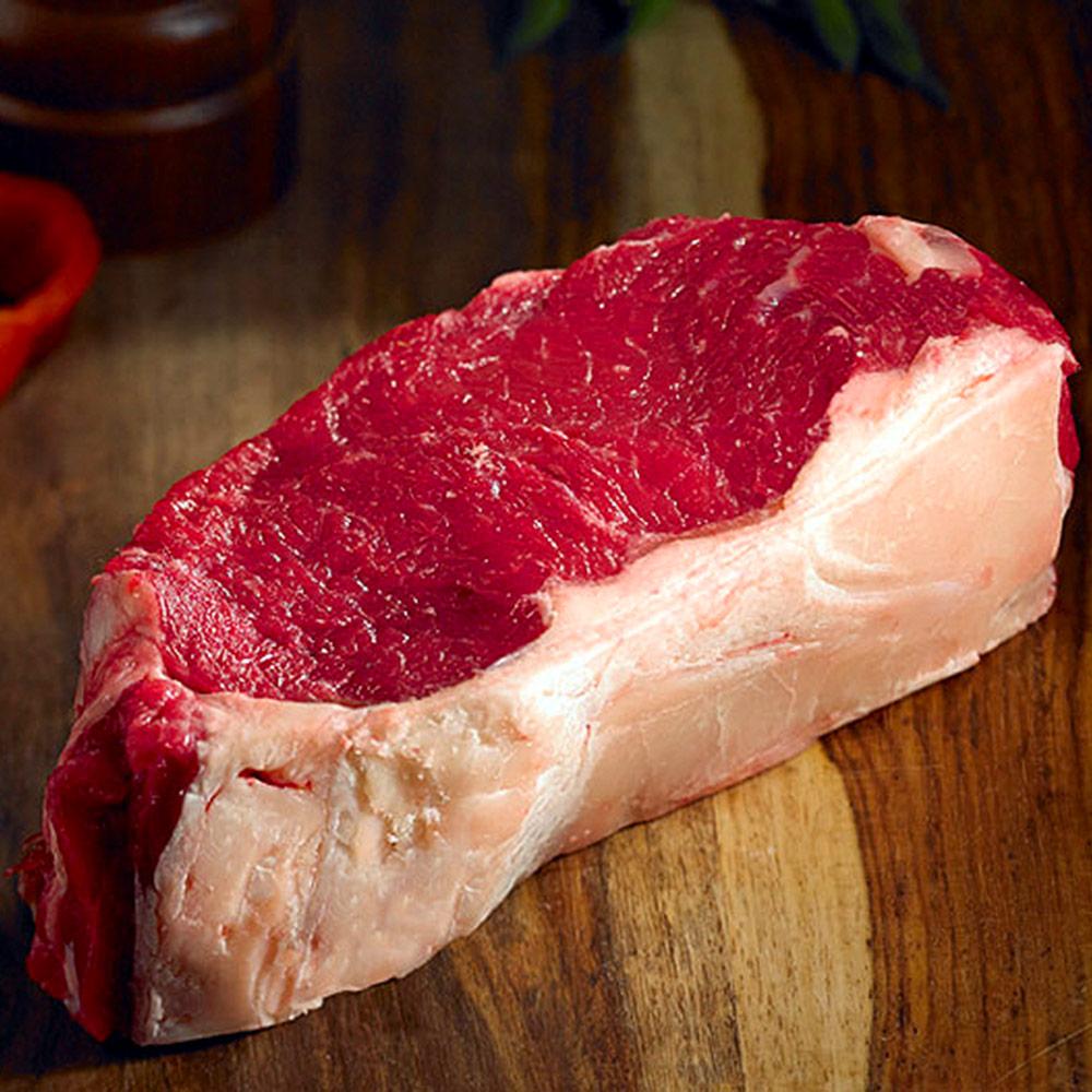 Water Buffalo Striploin Steak