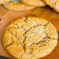 Ginger Molasses Cookie- 6 Pack