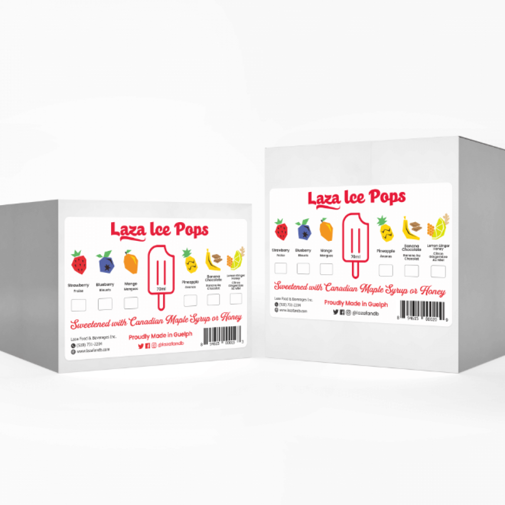 Laza Ice Pops